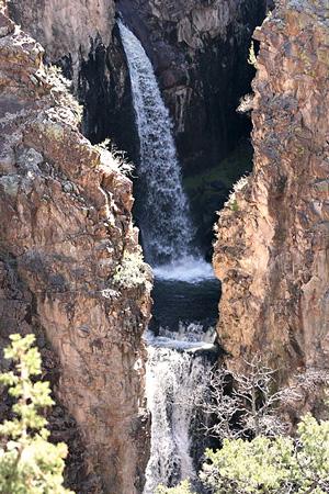 nambe' falls