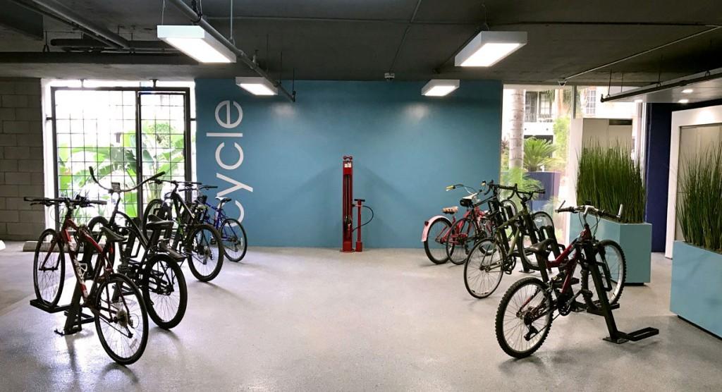 Bike Storage Room Design