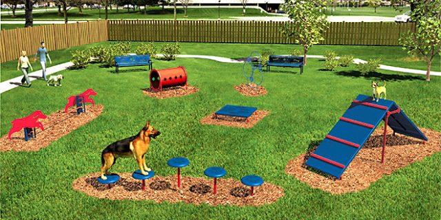 dog park kits