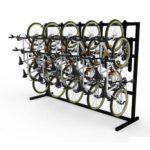 freestanding bike racks