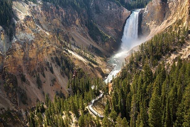 national parks economy