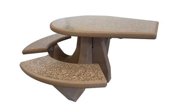 quick ship picnic tables