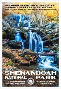 Shenandoah National Park Poster