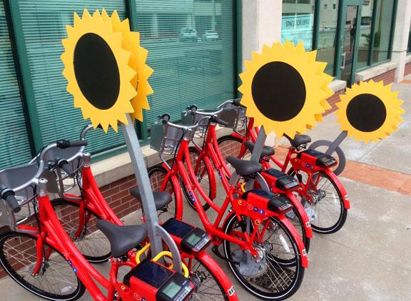 Topeka Metro Bikes u2013 part of the u201csocial bicycleu201d movement where ...
