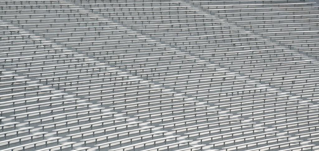 aluminum bleachers seats